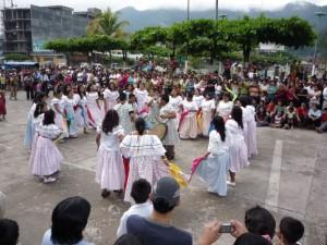 Alegría y pasión en la fiesta más grande de la amazonía peruana