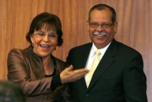 Cabanillas dejó el sector Interior en manos de Salazar