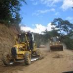 Nueva carretera se hace realidad tras muchos años de proyectos