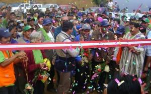 Miles participaron en histórico evento.