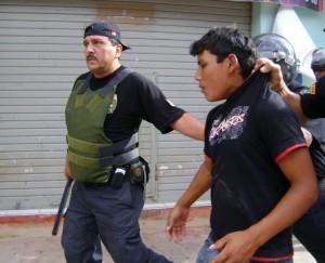 """Cocaleros justificaron actos de vandalismo: """"Ellos sólo ponían orden a los comerciantes que no acataron el paro"""""""