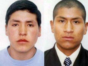 Soldados Saúl Pérez Aguirre y Ronald Alegría Pacheco,