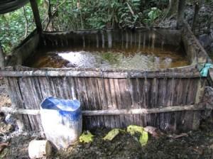 Laboratorios tenían capacidad para 100 metros cúbicos de hoja de coca