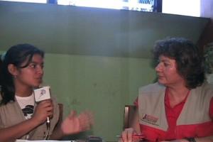 Red de Jovenes Periodistas de Taraapoto abordó el tema de los derechos de niños, niñas y adolescentes